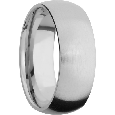 8mm Wide Ring