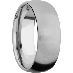 Angle Satin Finish Ring