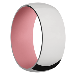Ring with Bazooka Pink Sleeve