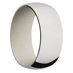 Ring with Bright Nickel Sleeve