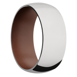 Ring with Brown Sleeve