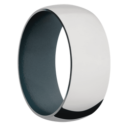 Ring with Civil Defense Blue Sleeve