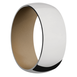Ring with Coyote Tan Sleeve