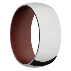Ring with Crimson Sleeve