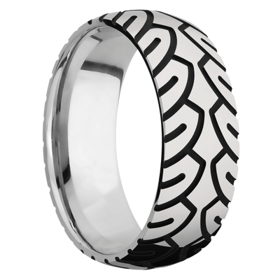 Ring with Cycle Pattern