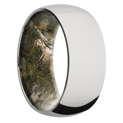 Ring with King's Mountain Camo Sleeve