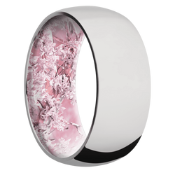 Ring with King's Pink Camo Sleeve