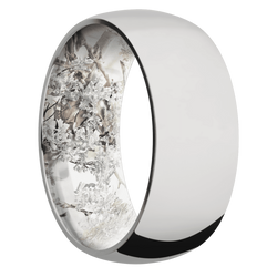 Ring with King's Snow Camo Sleeve
