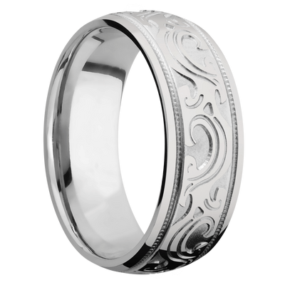 Ring with MJBA Pattern