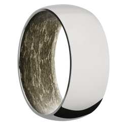 Ring with MossyOak Bottomland Camo Sleeve