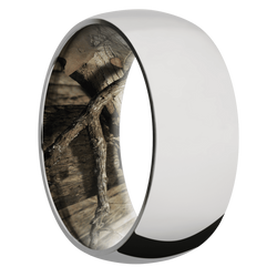Ring with MossyOak Break Up Infinity Camo Sleeve