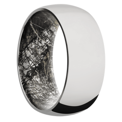 Ring with MossyOak Breakup Camo Sleeve