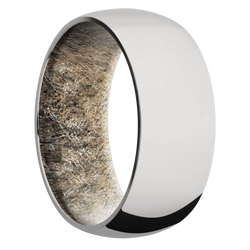 Ring with MossyOak Brush Camo Sleeve