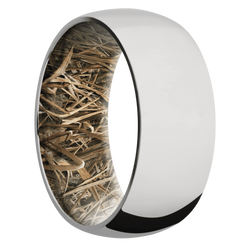 Ring with MossyOak SG Blades Camo Sleeve