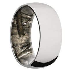 Ring with MossyOak Treestand Camo Sleeve