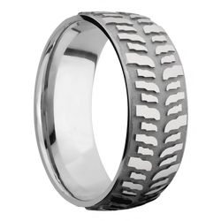 Ring with Mud Pattern