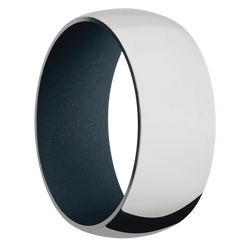 Ring with Northern Lights Sleeve