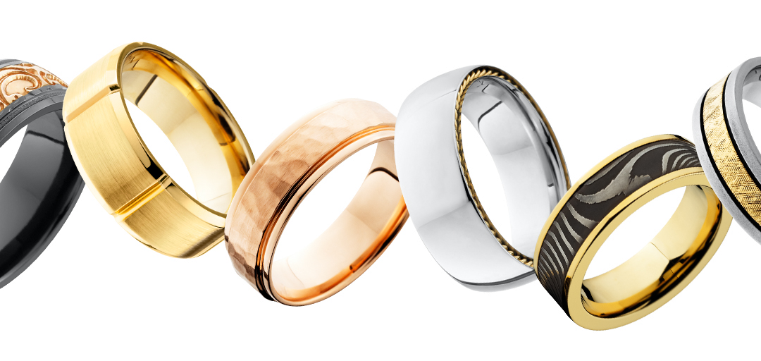 Lashbrook Gold Rings