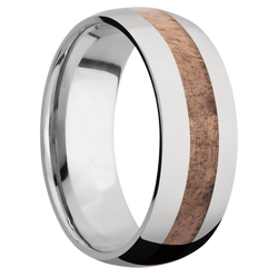 Ring with Pyinmaburl Inlay