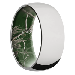 Ring with RealTree APC Green Camo Sleeve