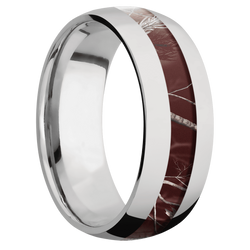 Ring with RealTree APC Maroon Camo Inlay
