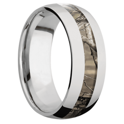 Ring with RealTree APG Camo Inlay