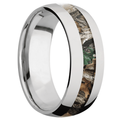 Ring with RealTree Timber Camo Inlay
