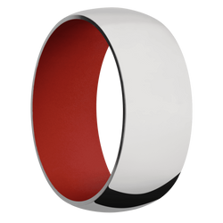 Ring with Red Apple Sleeve