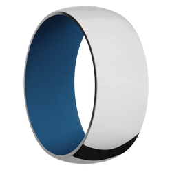 Ring with Ridgeway Blue Sleeve