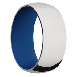 Ring with Royal Blue Sleeve