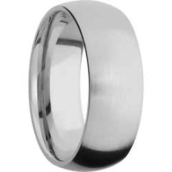 Satin Finish Ring
