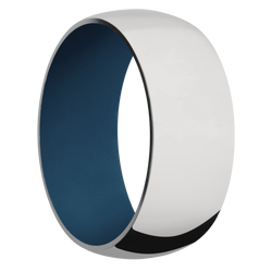 Ring with Sky Blue Sleeve