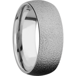 Stipple Finish Ring