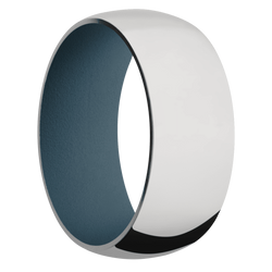 Ring with Stone Blue Sleeve