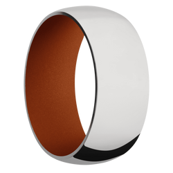 Ring with Tequila Sunrise Sleeve