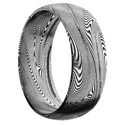 Tightweave Damascus Steel Ring