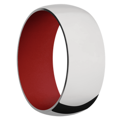 Ring with USMC Red Sleeve