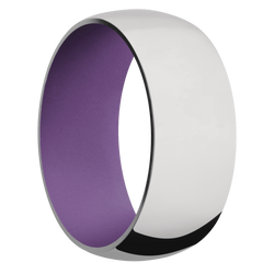 Ring with Wild Purple Sleeve