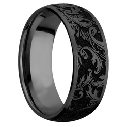 Ring with Black Color