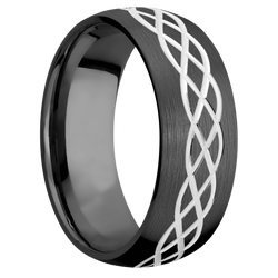 Ring with Silver Color