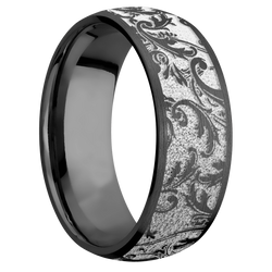 Ring with White Color