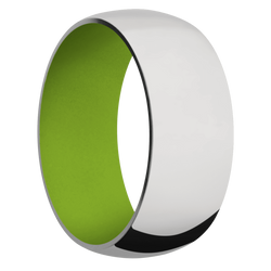 Ring with Zombie Green Sleeve