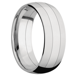 Ring with Inconel Inlay