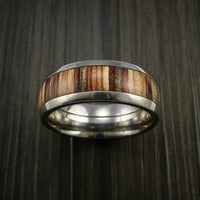 Hardwood Types For Men S Rings And Bands Revolution Jewelry Designs