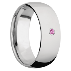 Ring with Pink Sapphire