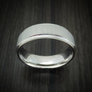 Cobalt Chrome Traditional Wedding Ring Custom Made