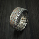 Etched Superconductor Ring Custom Made Titanium-Niobium and Copper Band