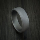 Tantalum Band with Sand Finish Custom Made Ring by Benchmark