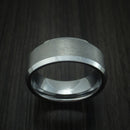 Tungsten Band Custom Made Ring