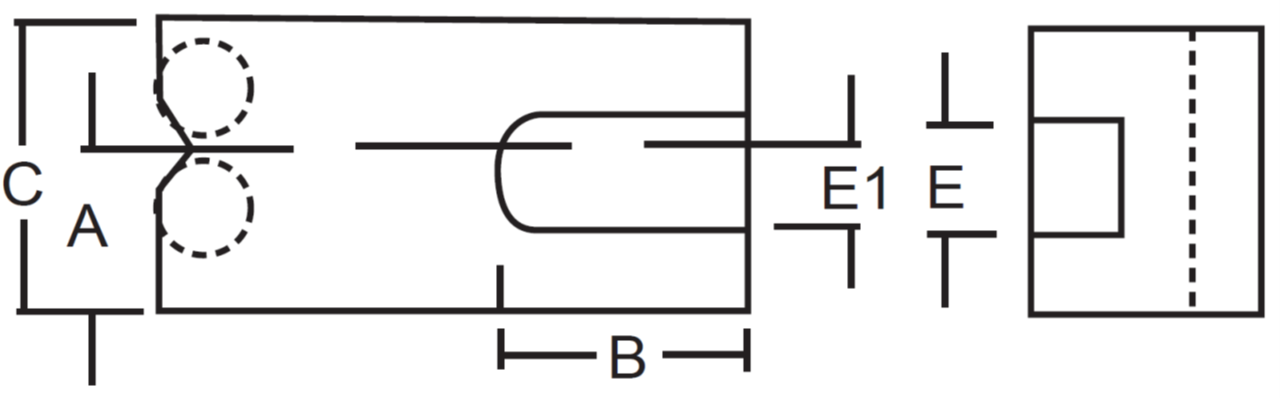 DIAGRAM KNURLING, TURNING AND FACING HOLDER #10